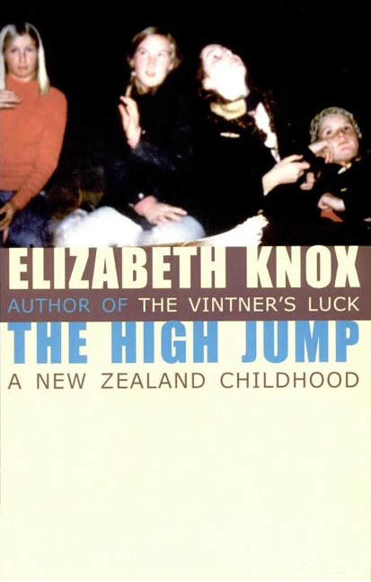 The High Jump cover