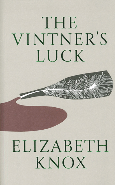 The Vintner's Luck Anniversary edition cover